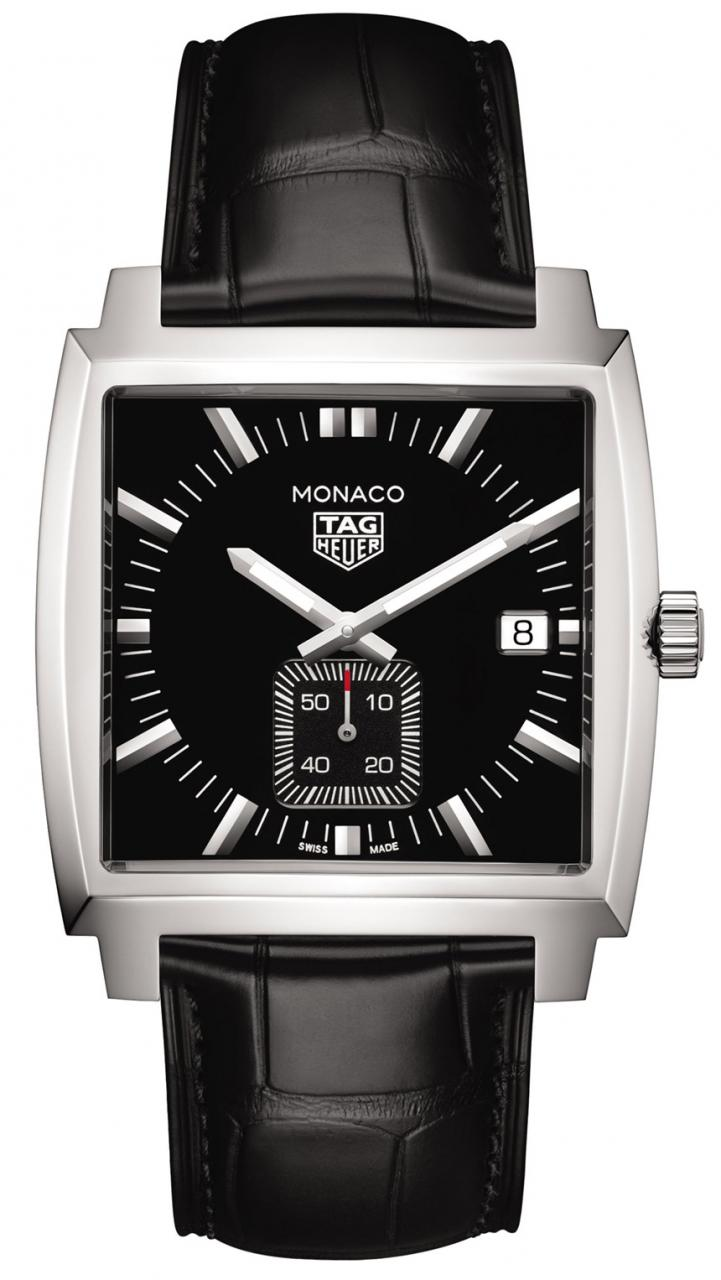 TAG Heuer Monaco Quartz Watch For ,700 Watch Releases