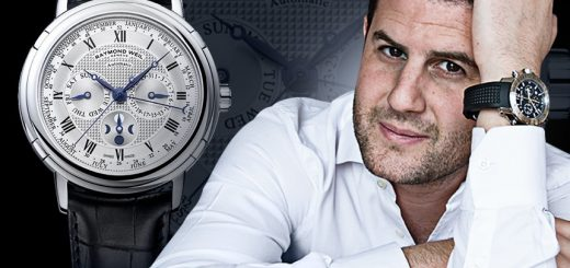 My First Grail Watch: Elie Bernheim Of Raymond Weil My First Grail Watch