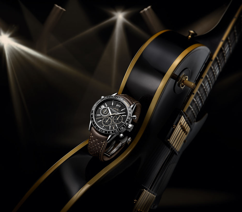 Raymond Weil Freelancer Chronograph Gibson Les Paul Watch Watch Releases