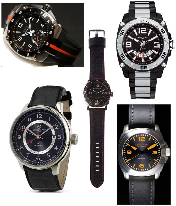 The 2010 Watch Buyer's Holiday Gift Guide ABTW Editors' Lists