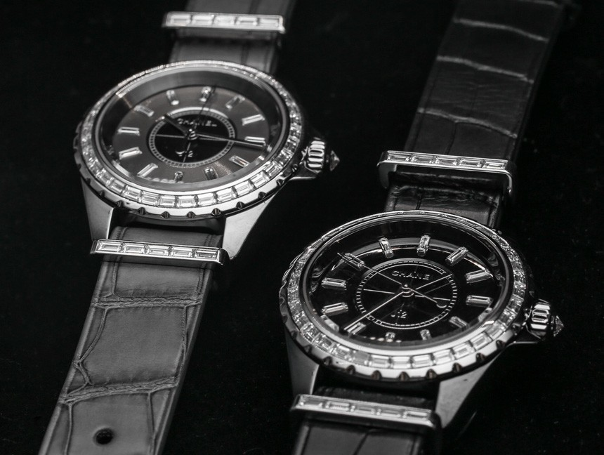 Chanel J12 G10 Watches With The Most Feminine NATO Straps You've Seen Hands-On