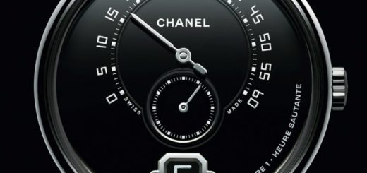 Monsieur De Chanel Watch For Men Now In Platinum For 2017 Watch Releases