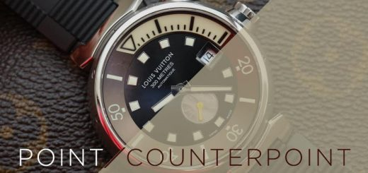 Point/Counterpoint: 'Fashion House' Watches For Men? Featured Articles