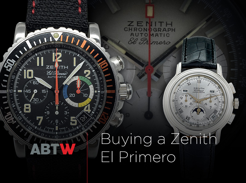 aBlogtoWatch eBay Watch Buying Guides: Grail Alternatives, Toughest Watches, Chronographs, & More Watch Buying