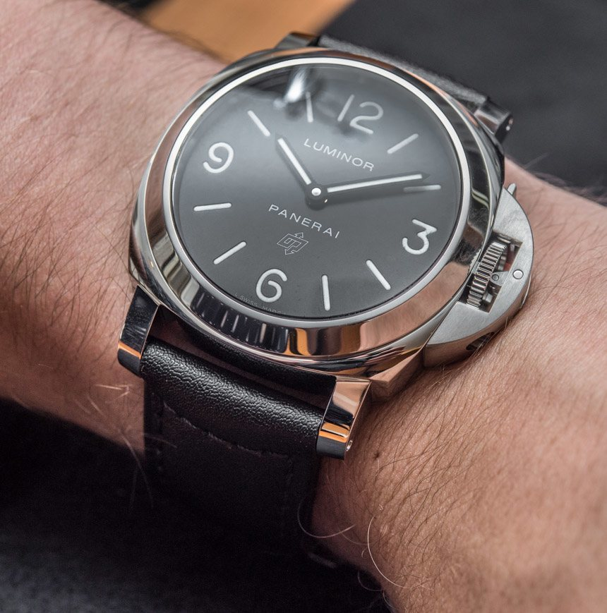 Cost Of Entry: Panerai Watches Amazon Featured Articles