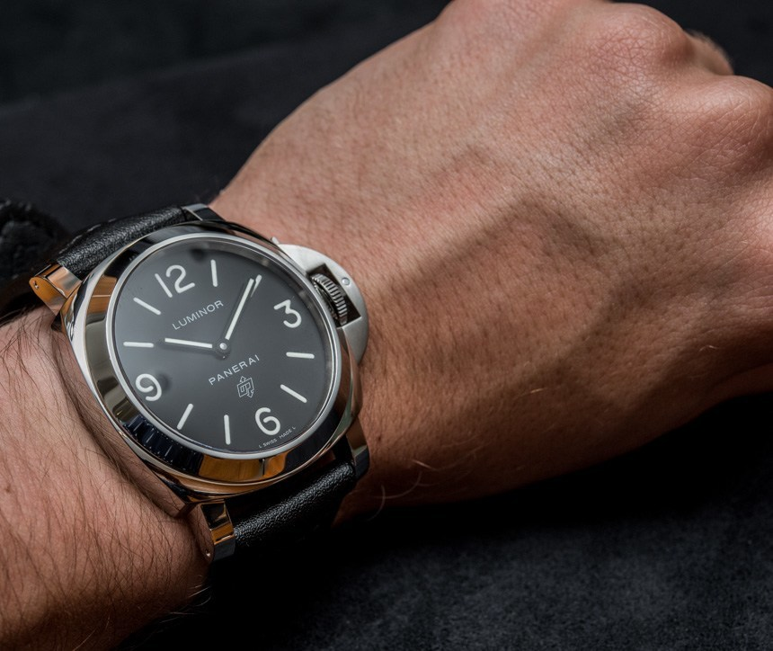 Cost Of Entry: Panerai Watches Sale Featured Articles