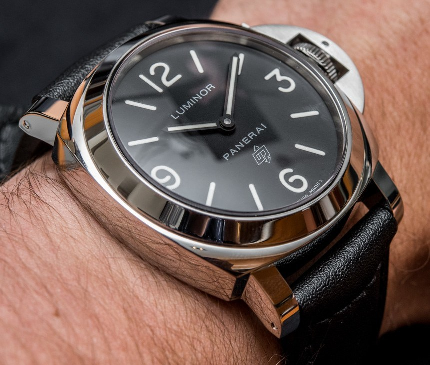 Cost Of Entry: Panerai Watches Ladies Featured Articles