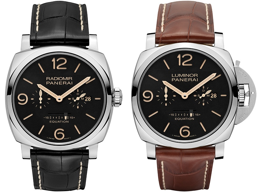 1bdfa354459 Two New Panerai Equation Of Time Special Edition Watches For SIHH 2015
