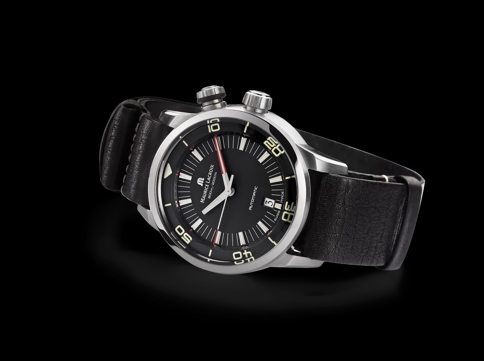 Classic Dive Watch: the Maurice Lacroix Points S Diver