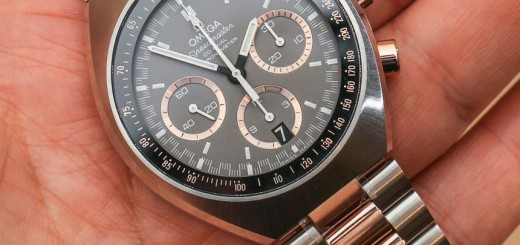 Omega-Speedmaster-Mark-II-Two-Tone-Sedna-032720435001001-aBlogtoWatch-6