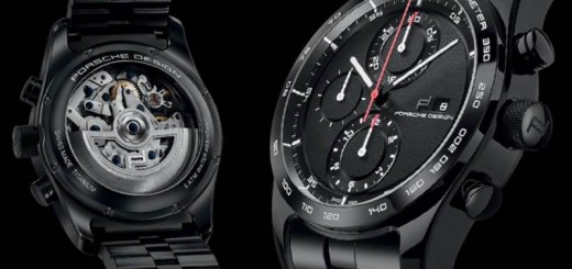 "Porsche Design ""Chronotimer Collection"""