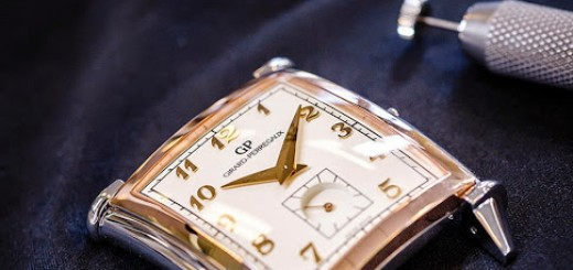 Girard-Perregaux - Vintage 1945 Small Second 70th Anniversary