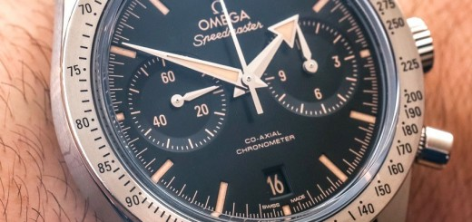 Omega Speedmaster '57 'Vintage' Watch Hands-On