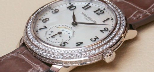 Patek Philippe 4968 Diamond Ribbon Ladies Watch