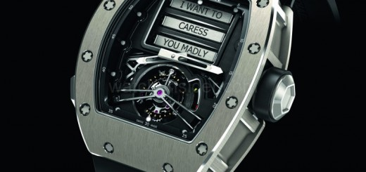 The Richard Mille RM 69 EROTIC TOURBILLON - nomen est omen