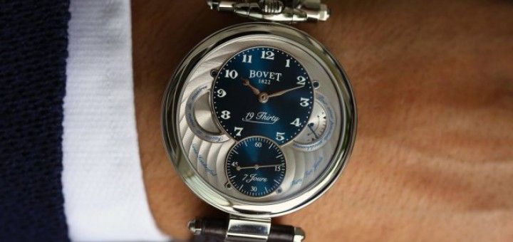 Bovet uncovers the 19Thirty collection