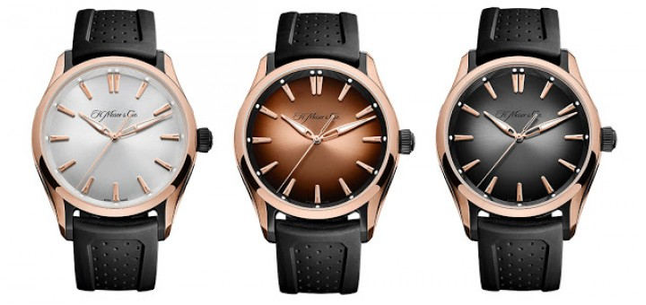 Introducing H. Moser & Cie.is the First Sports Watch and the Pioneer Centre Seconds