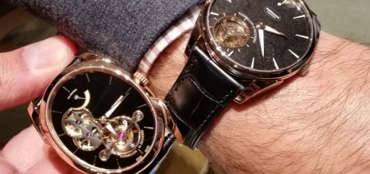 An Evening With Michel Parmigiani With Thinnest Automatic Flying Tourbillon Movement