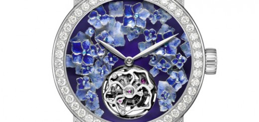 "Review galorious Chaumet At the GPHG 2013:""Liens"", an ""Attrape-moi...Si tu m'aimes"" as well as the ""Hortensia Tourbillon"". ""Liens"""