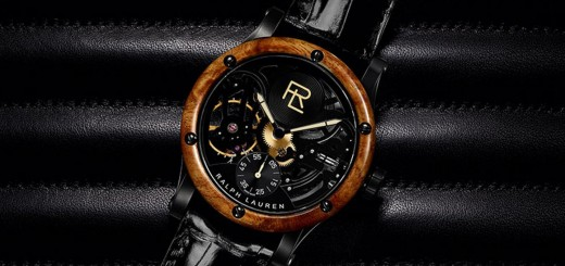 Ralph Lauren RL Automotive Skeleton Watch Inspired By Bugatti Unveiling in Singapore