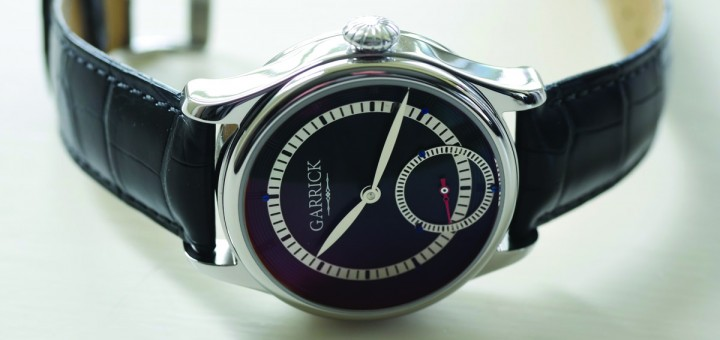 British Watchmaking: Introducing the Garrick Shaftesbury SM301 in the classic vein