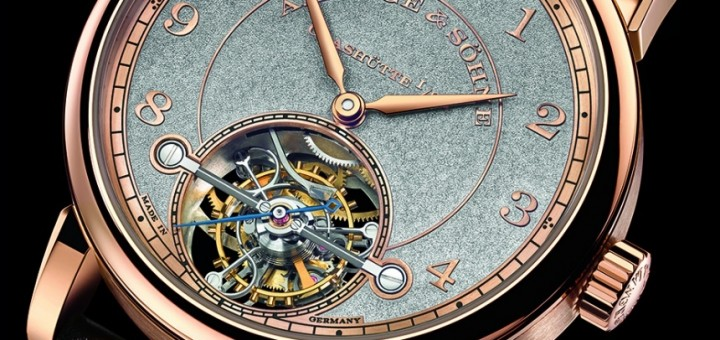 Hands on:Limited Edition A. Lange & Sohne 1815 Tourbillon Handwerkskunst Made By Luxury Watch Manufacture
