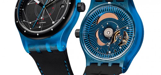 Close-Up: Wrap the Ultra style of Swiss-Mechanical Swatch Sistem51