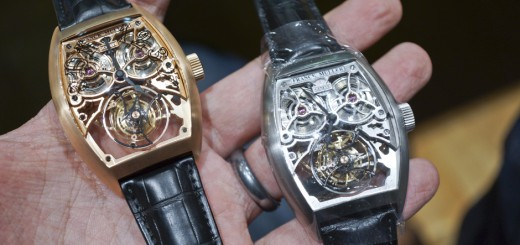 Franck Muller Aeternitas Mega 4 tourbillon Review: The Most Complicated Wristwatch