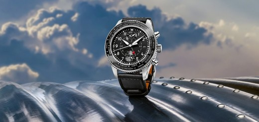 IWC Pilot's Timezoner Chronograph Automatic Watch Review