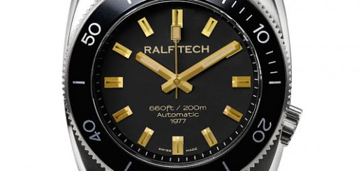 "Wrists-On Ralf Tech: WRV Automatic 1977 ""Parisienne"" 43.8 mm Case"
