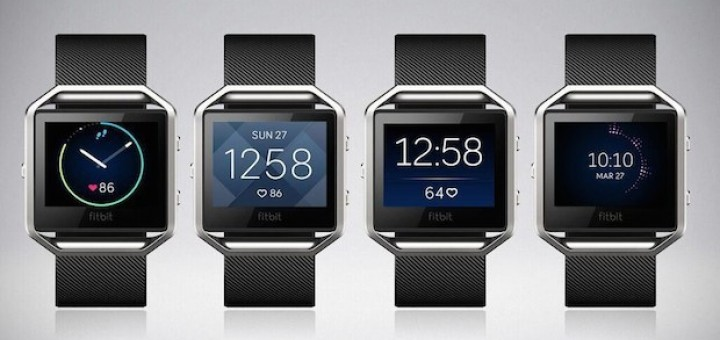 The Fitbit Blaze Make A Big Difference In Time, Style & More