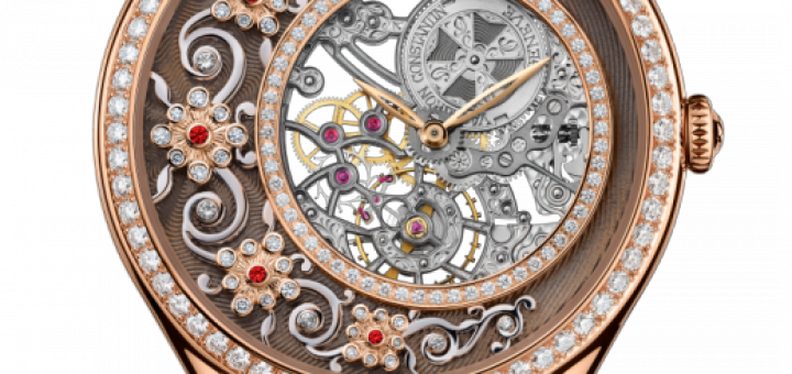 Pre-SIHH 2016: Vacheron Constantin Métiers d'Art Fabuleux Ornements Watch Collection