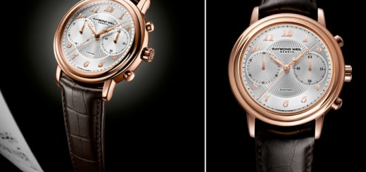 Strongest Raymond Weil New Maestro Models Collection Gets Stronger
