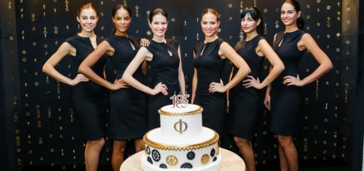 BAUME & MERCIER CELEBRATION 185th ANNIVERSARY TO REOPEN DUBAI MALL STORE