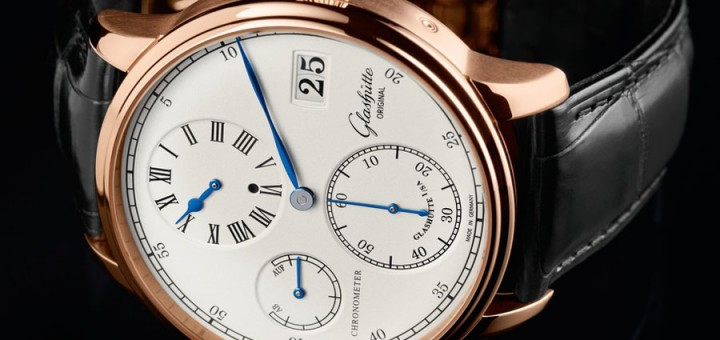 Introducing Glashutte Original Senator Chronometer