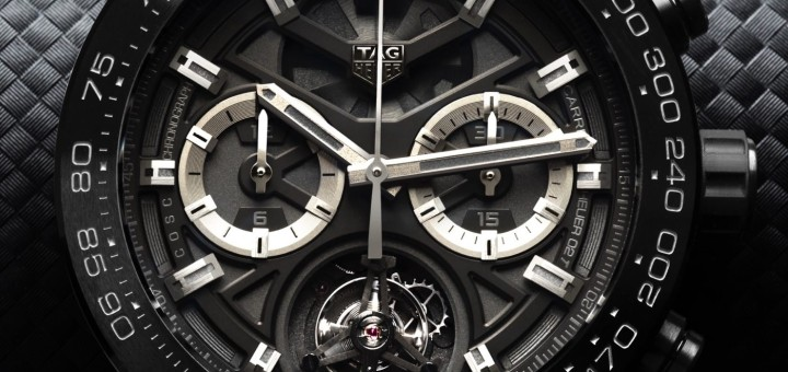 The Reason of TAG Heuer's Heuer-02 Tourbillon Valued $15,000