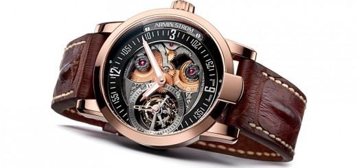 Armin Strom Tourbillon Skeleton Fire Watch Introduction