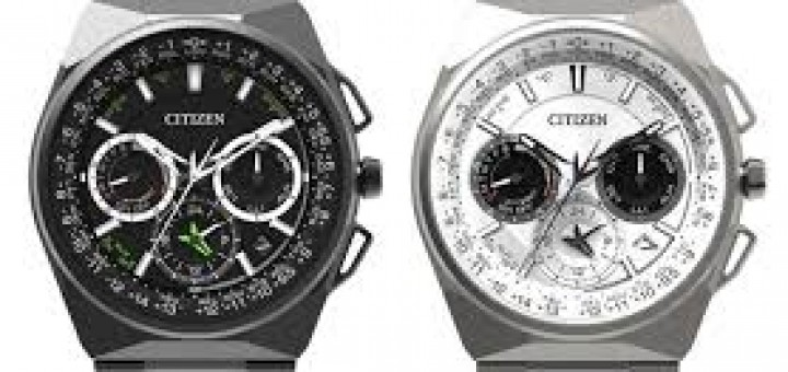 Introducing Citizen Eco-Drive Satellite Wave F900 GPS Watch