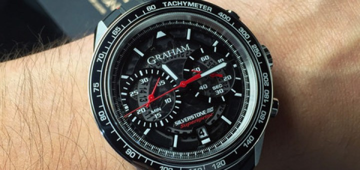 A Closer Look At The Graham Silverstone RS GMT