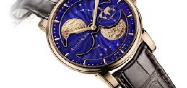 Introducing Arnold & Son HM Double Hemisphere Perpetual Moon Watch