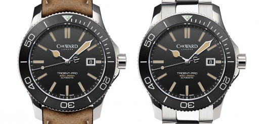 Christopher Ward C60 Trident 600 Vintage Watch Releases