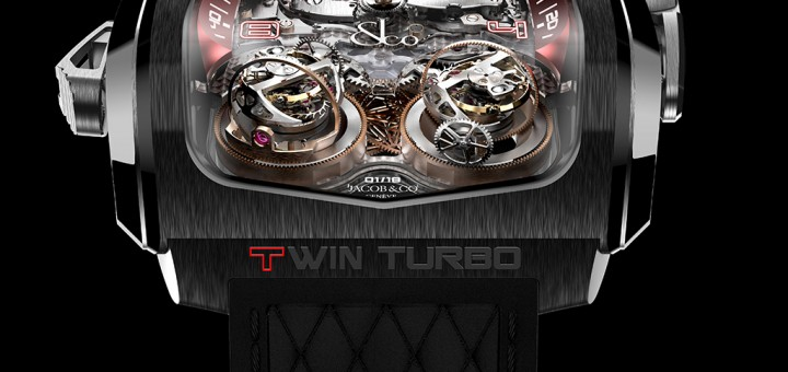 Look At Jacob & Co Twin Turbo Twin Triple Axis Tourbillon Minute Repeater With Decimal Striking System