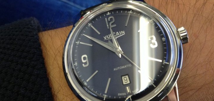 Introducing Vulcain 50s Presidents Classic With Two New Unique Colors