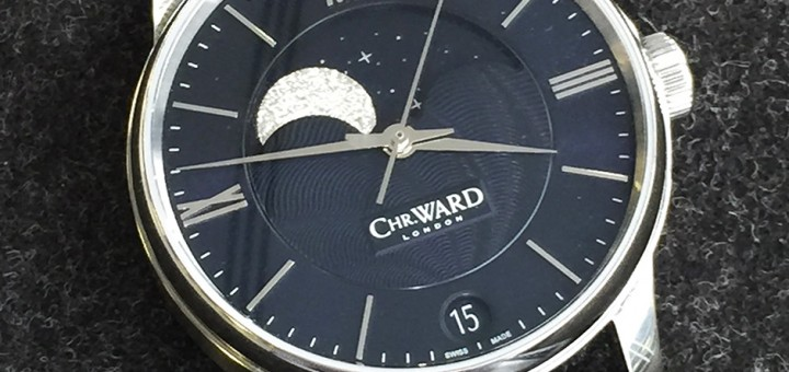 Hands-on With The Fancy, Pretty And Charming Christopher Ward C9 Moonphase