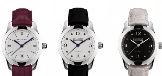 Bremont Introduces First Women's Classic Watch Solo-32
