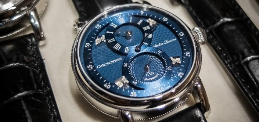 Introducing The Distinguished, Technical Chronoswiss Sirius Flying Regulator For Ladies