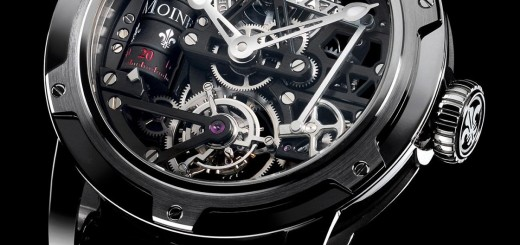 Presenting The Cool, Complicated Louis Moinet Black Gold Derrick