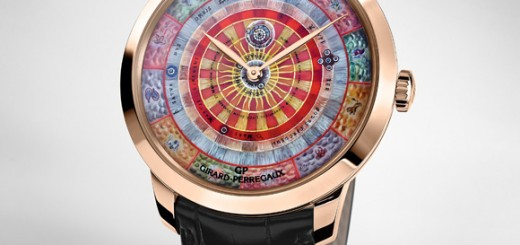 Girard-Perregaux :Third creation in the Chamber of Wonders line unveiled at Baselworld 2016.