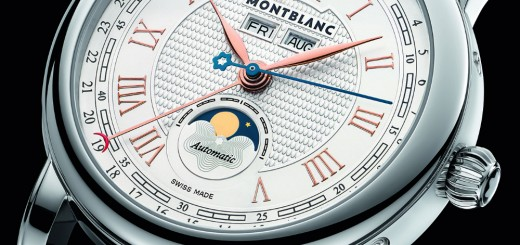 Limited Edition Watch Series:Montblanc Star Roman Carpe Diem 42mm Watch