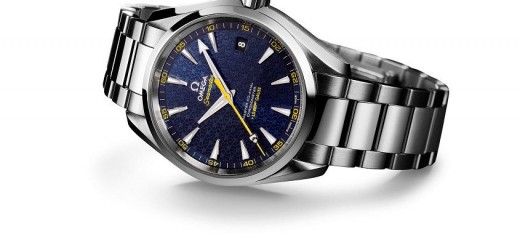 Limited Edition Watch Series:Omega Seamaster Aqua Terra James Bond Spectre Watch
